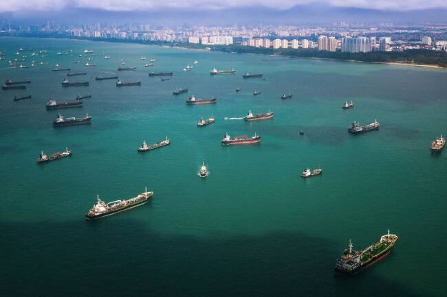 Singapore Retains Top Spot As International Shipping Centre For 7th Consecutive Year